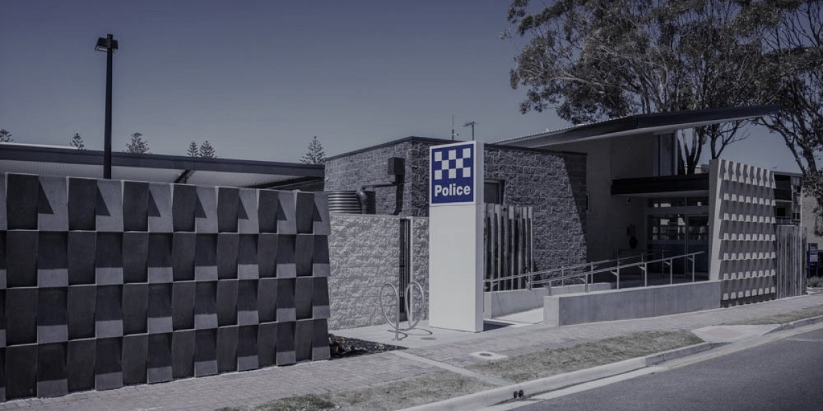 Henley Beach Police Station